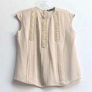 BCBGMAXAZRIA Pure silk blouse - M